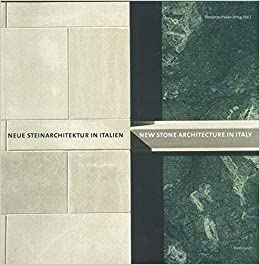 Neue Steinarchitektur in Italien / New Stone Architecture in Italy by Vincenzo Pavan (2000-09-02)