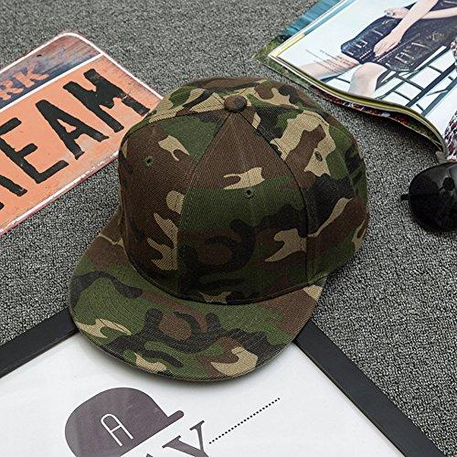 Cappello Berretti da Baseball Amazingdeal365 Cappelli Mimetici Unisex  Regolabile Camo Baseball Tappi (Verde dell esercito)  Amazon.it  Sport e  tempo libero c98e5762747b