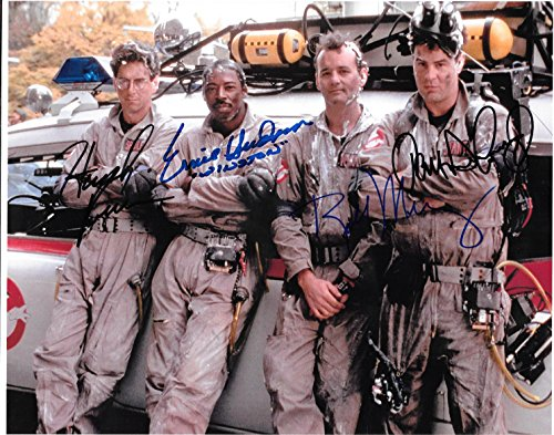 Ghostbusters Cast Signed Autographed 8 X 10 Reprint Photo - Mint (Ghostbusters Cast)
