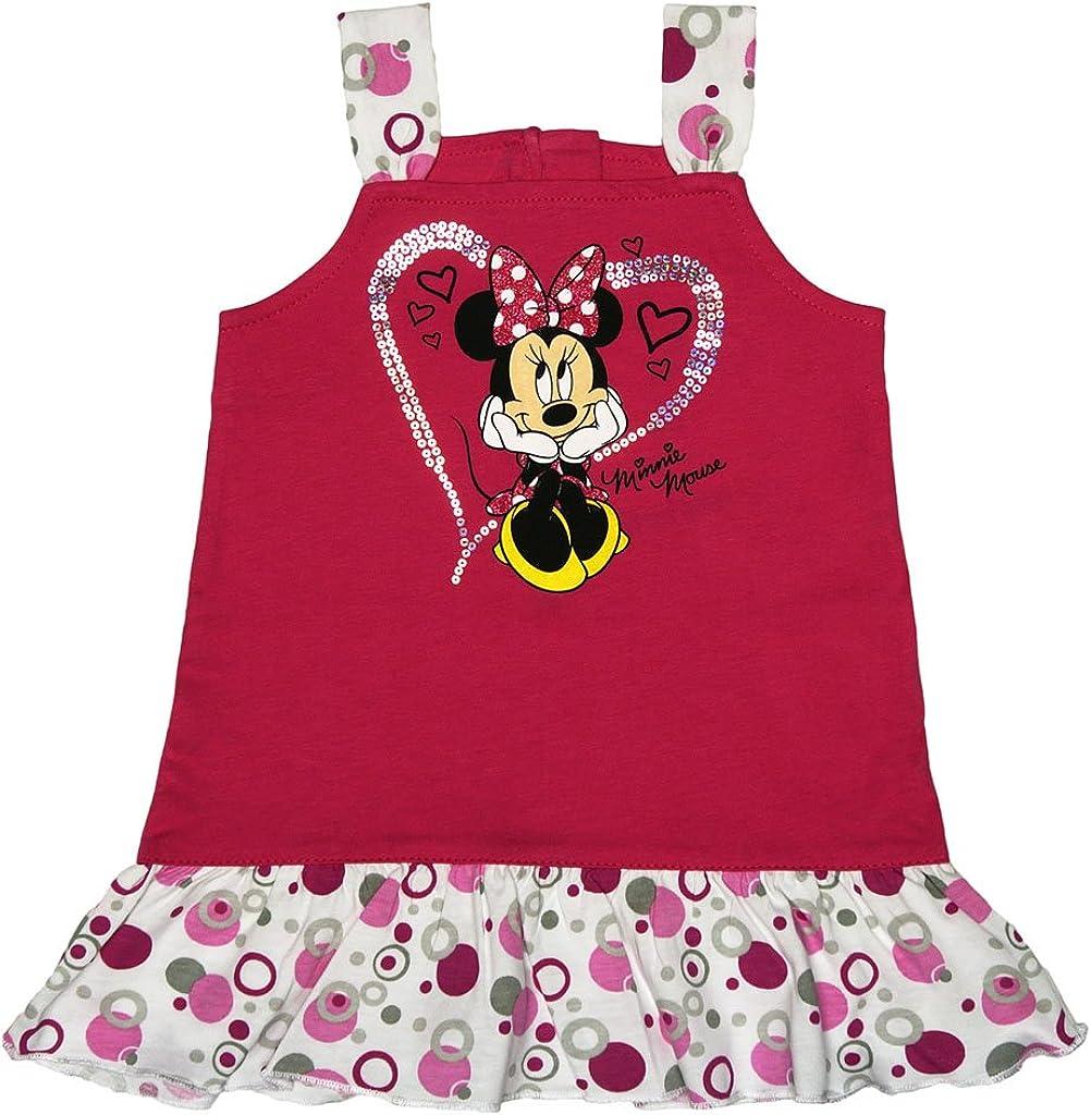 Minnie Mouse Baby M/ädchen Kleid