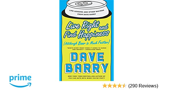 red white and beer dave barry