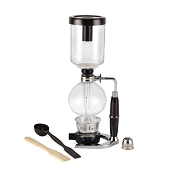 Kendal Glass Tabletop Siphon Coffee Maker