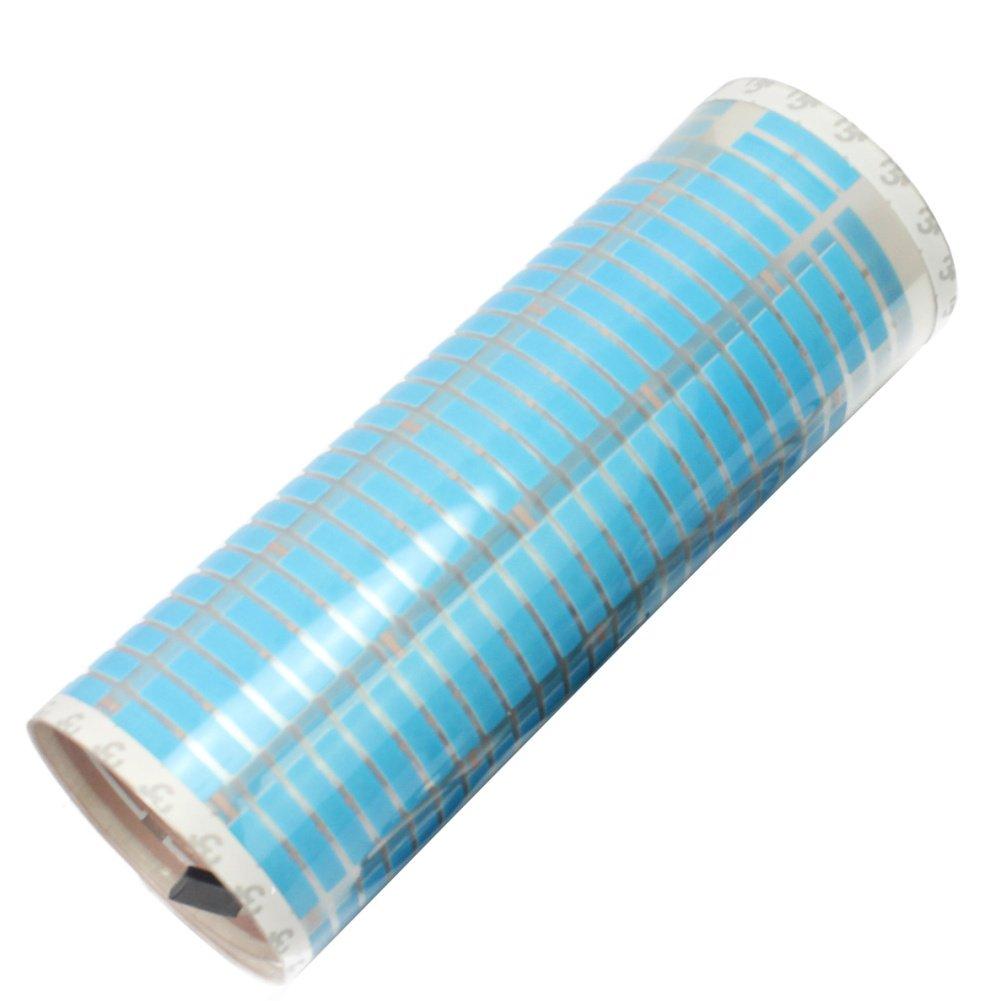Sound Activated Equalizer Music Rhythm Blue LED Light Car Back Window Sticker