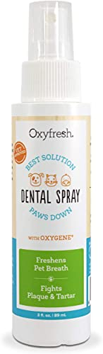 Oxyfresh Pet Dental Breath Dog & Cat Spray