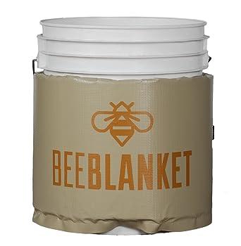 powerblanket bb20-uk con aislamiento calentador de cubo ...
