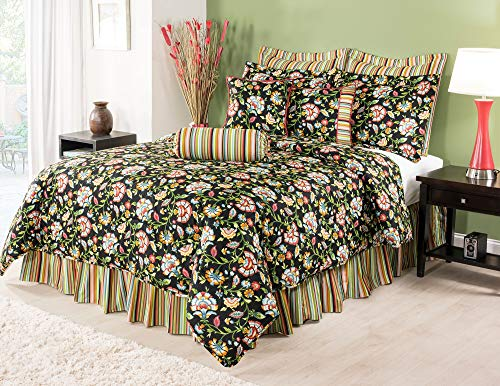 Comforter Standard Thomasville - Thomasville At home Cambridge Noir Comforter Sets (Full 15