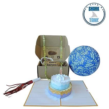 Fabulous Amazon Com Potato Birthday Bundle Your Image Or Message On A Personalised Birthday Cards Veneteletsinfo
