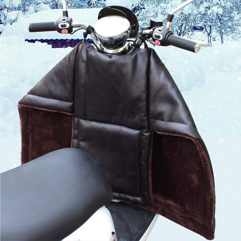 Beatie Tablier Couvre Jambes pour Scooter Moto /Épaissi Chaud Protection Couvre Coupe-Vent /Étanche Couverture Jambes