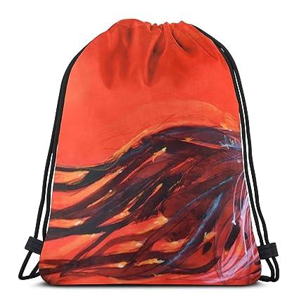 Glorious Mr. Shut-Up Drawstring Backpack Rucksack Shoulder ...