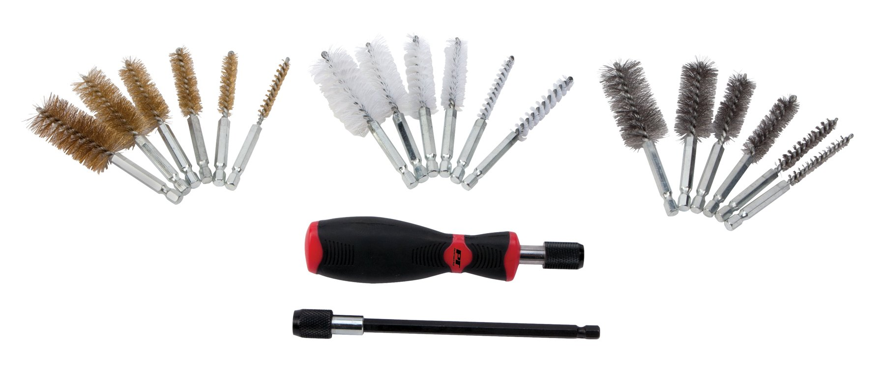 Performance Tool W1231 20-Piece Engine Brush Kit