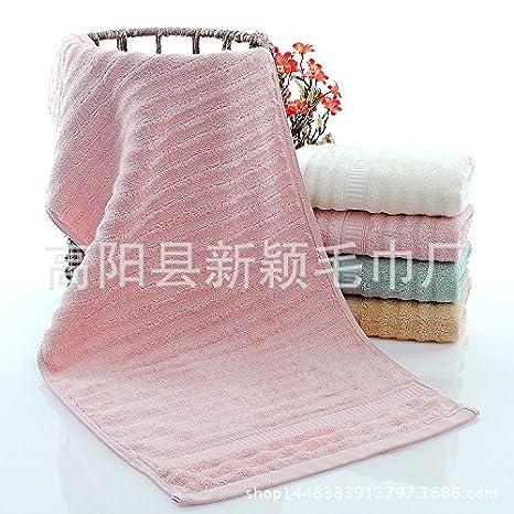 XXIN Toallas Toallas Toallas Toallas De Fibra De Bambú En Polvo Textil Hogar 35 * 75: Amazon.es: Hogar