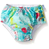 Amazon Price History for:i play. Baby & Toddler Girls' Ruffle Snap Reusable Absorbent Swim Diaper