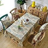 Luxury linen Tablecloths, [modern] Moose [classical] Rectangle 100% linen 1 piece Tablecloths-D 140x180cm(55x71inch)