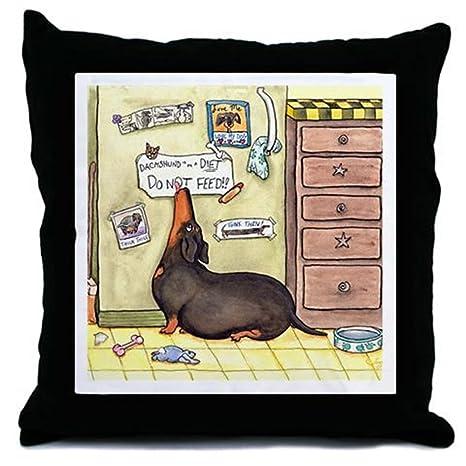 Amazon.com: CafePress – pesado Weiner perro – , para el ...