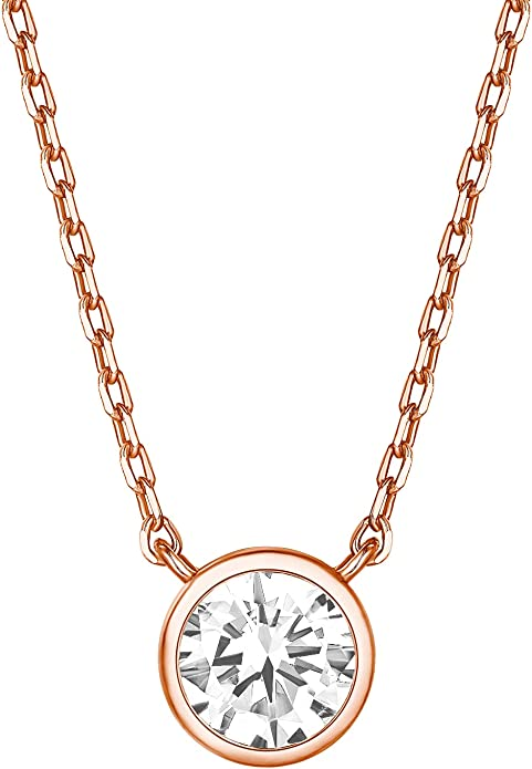 "42x20mm Gorgeous 30g Green Peridot White CZ Ladies Wedding Silver Necklace 19.5/"""