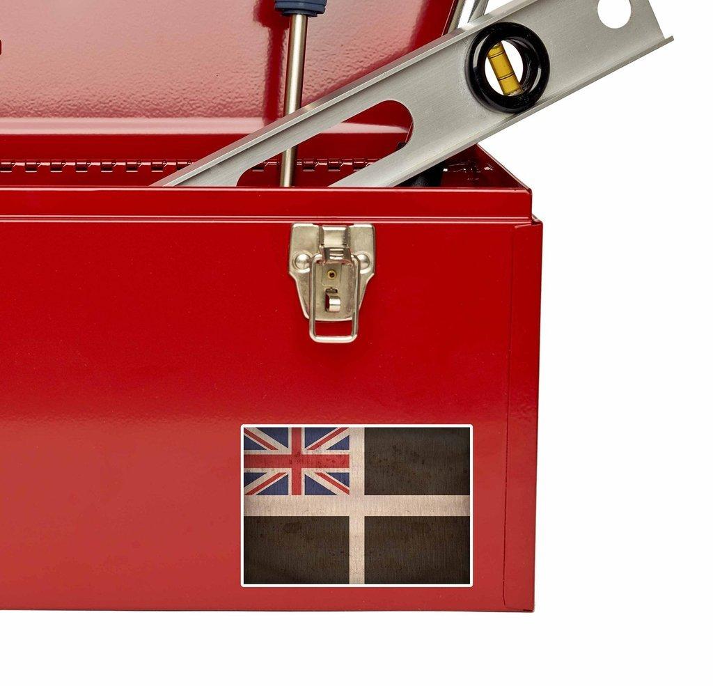 2 x 25cm//250mm Cornwall Cornish Flag Vinyl Sticker Decal Laptop Car Travel Luggage Label Tag #9684