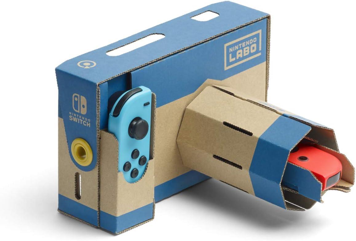 Switch Nintendo Labo: Kit de VR - Set de expansión 1 + Kit de VR ...