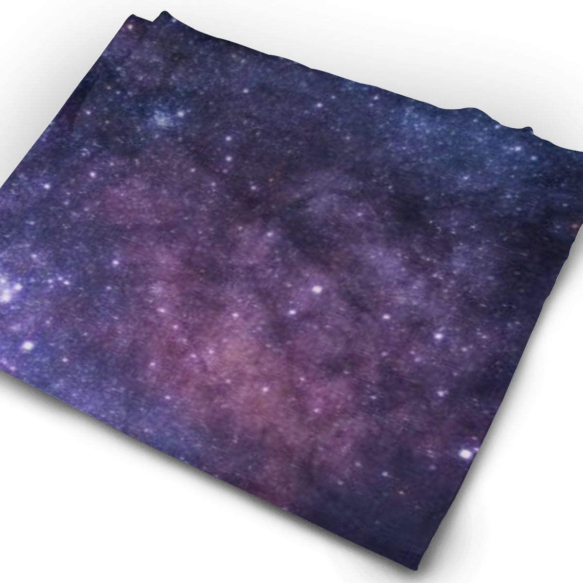 Nature Galaxy Sky Star Unisex Fashion Quick-Drying Microfiber Headdress Outdoor Magic Scarf Neck Neck Scarf Hooded Scarf Super Soft Handle