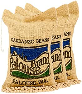 Non-GMO Project Verified Garbanzo Beans   100% Non-Irradiated   Certified Kosher Parve   USA Grown   Field Traced (We tell you which field we grew it in)
