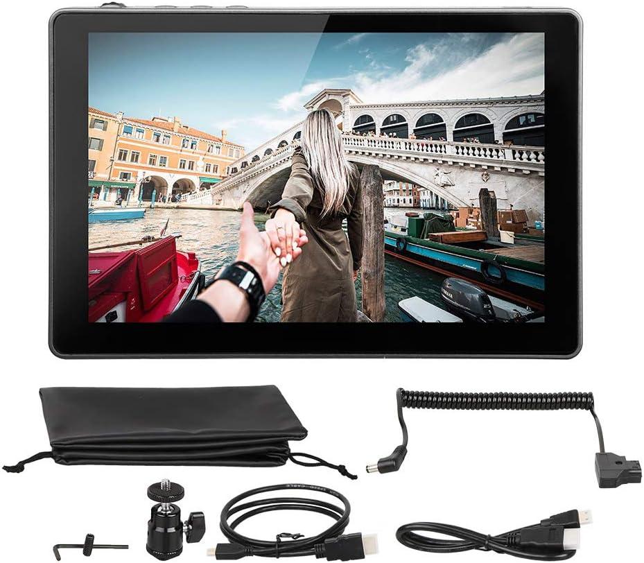 HD 7inch Portable Touch Screen Monitor of 1000 nit High Brightness Compatible with SLR//Mirrorless Camera//Pocket Camera Mugast Bestview R7 Professional LCD Monitor Camera