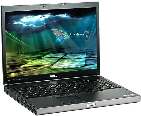 Dell Precision M6500 Ordenador Portatil # 17.3 WUXGA +, Intel Core ...
