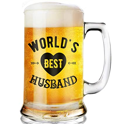 Ramposh Beer Mug Birthday Gift For Husband Special Gifts