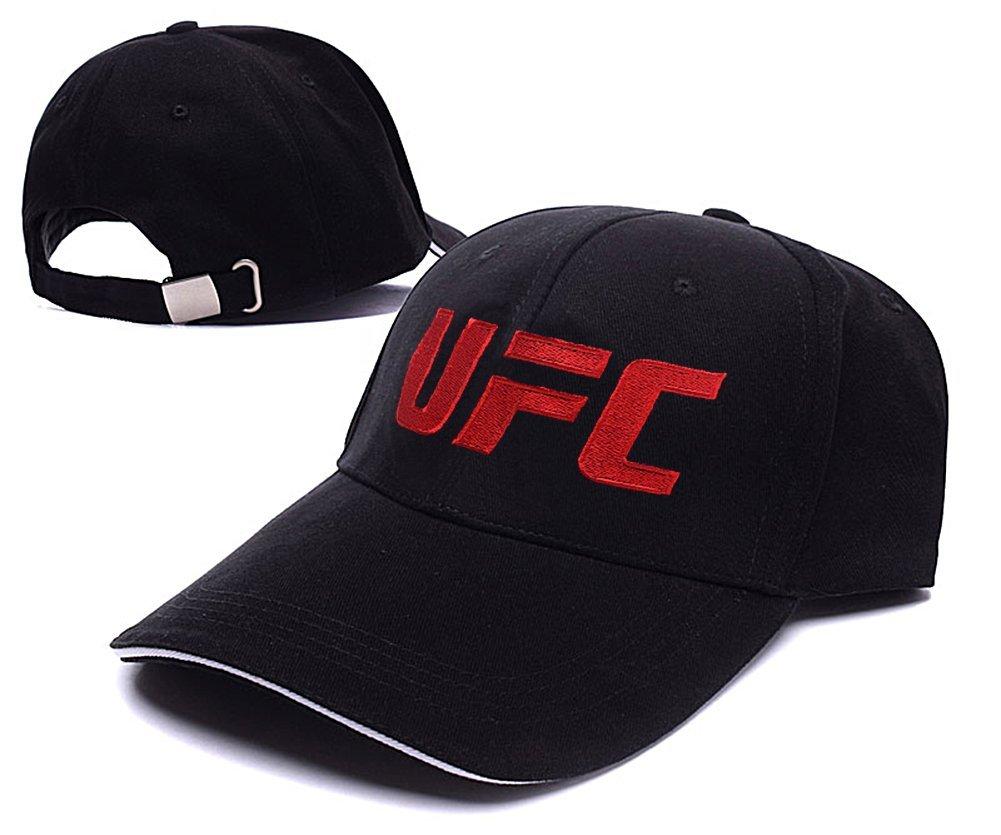 yugy Ultimate bordado de gorras de béisbol Snapback sombreros de UFC: Amazon.es: Deportes y aire libre