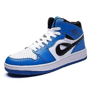SHANGWU Zapatos Deportivos de Viento Casual para Hombres Zapatos de Chicago  Air Force No. 1 7ed27a0e6ac