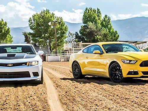 2015 Ford Mustang GT vs. 2015 Chevrolet Camaro SS