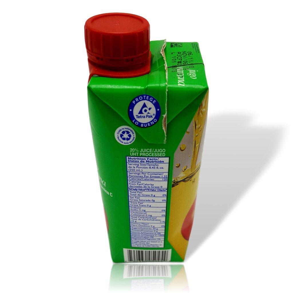 Amazon.com : Rica Orange Juice Drink Jugo de Naranja 330 mL (6 Pack) : Grocery & Gourmet Food