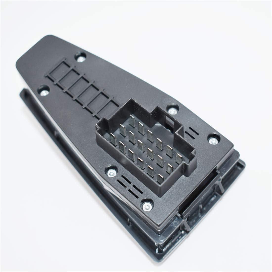 Automotive Interior Switches WFLNHB Power Master Window Switch ...
