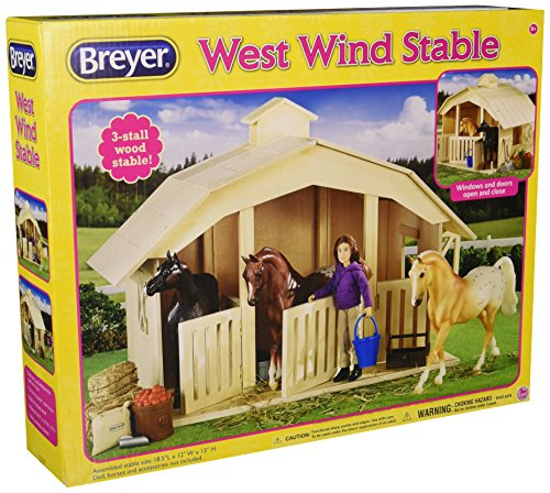 Breyer Classics West Wind Horse - Hours West Oaks