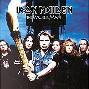 Wicker Man: Iron Maiden: Amazon.es: Música