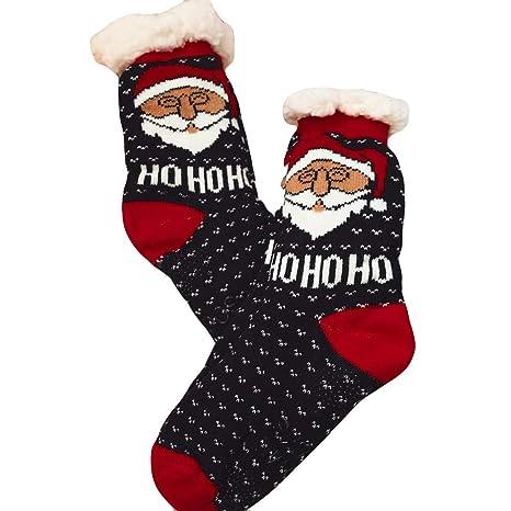 ?HWTOP Sportsocken Kniestrümpfe Unisex Midrohrsocken Christmas Sneaker Socken Damen & Herren & Jungen & Mädchensocken Cute Ca