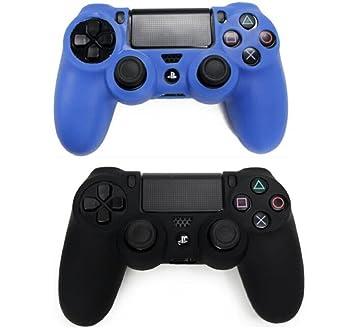 Carcasa de Silicona Suave para Mando Sony Playstation 4 PS4 ...