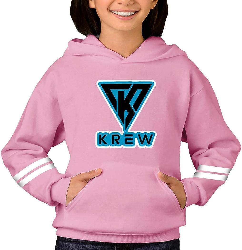 0310 Fu-nneH Hoodies Kids Teenagers Lovely Soft Unisex Sweatshirt