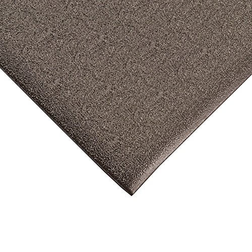 Notrax 4454-399 Comfort Rest Anti-Fatigue 2' x 3' Coal Floor Mat