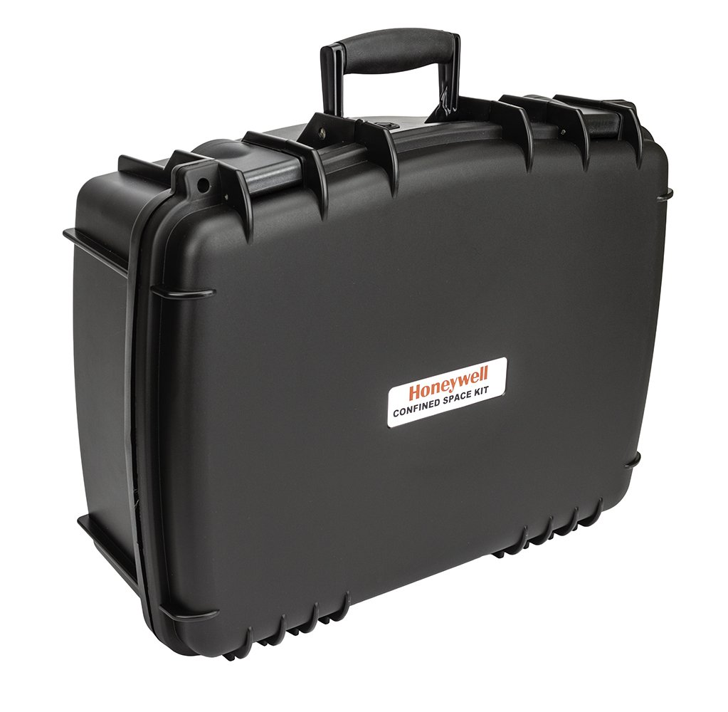 Honeywell Analytics IQ-CK-CC Carrying Case, for IQ Force Four-Gas Detector with Foam Insert