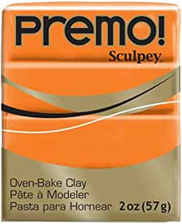 product image for Premo Sculpey Polymer Clay 2 Ounces-Orange