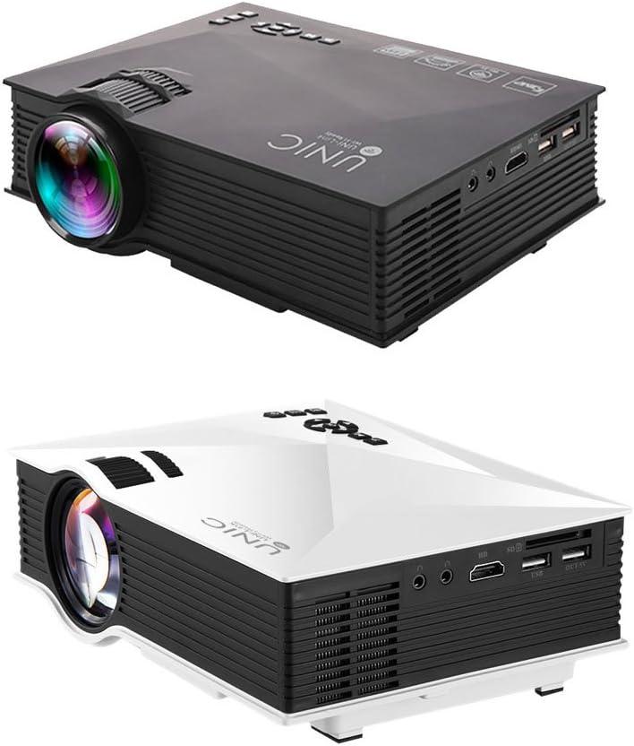 doco Oler UNIC uc46 + LED Proyector 800 * 480 Pixeles 1200 lúmenes ...