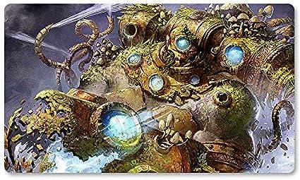 Playmats Abrupt-Decay - Alfombrilla de Juego de Mesa para Juego de Mesa MTG (tamaño 60 x 35 cm, Alfombrilla de Juego para ratón, para Yugioh Pokemon Magic The Gathering): Amazon.es: Oficina y