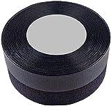 SPARIK ENJOY (TM) 1 Inches 25 yards Black Sew on Hook and Loop (1 inch, 25 yards)