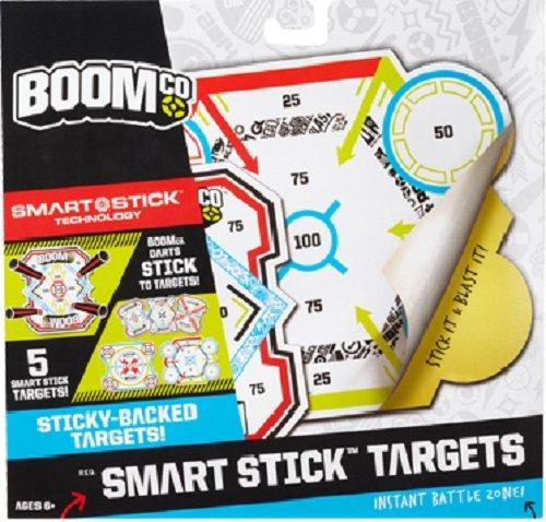 BOOMco. Smart Stick Target Sticker Pack 1
