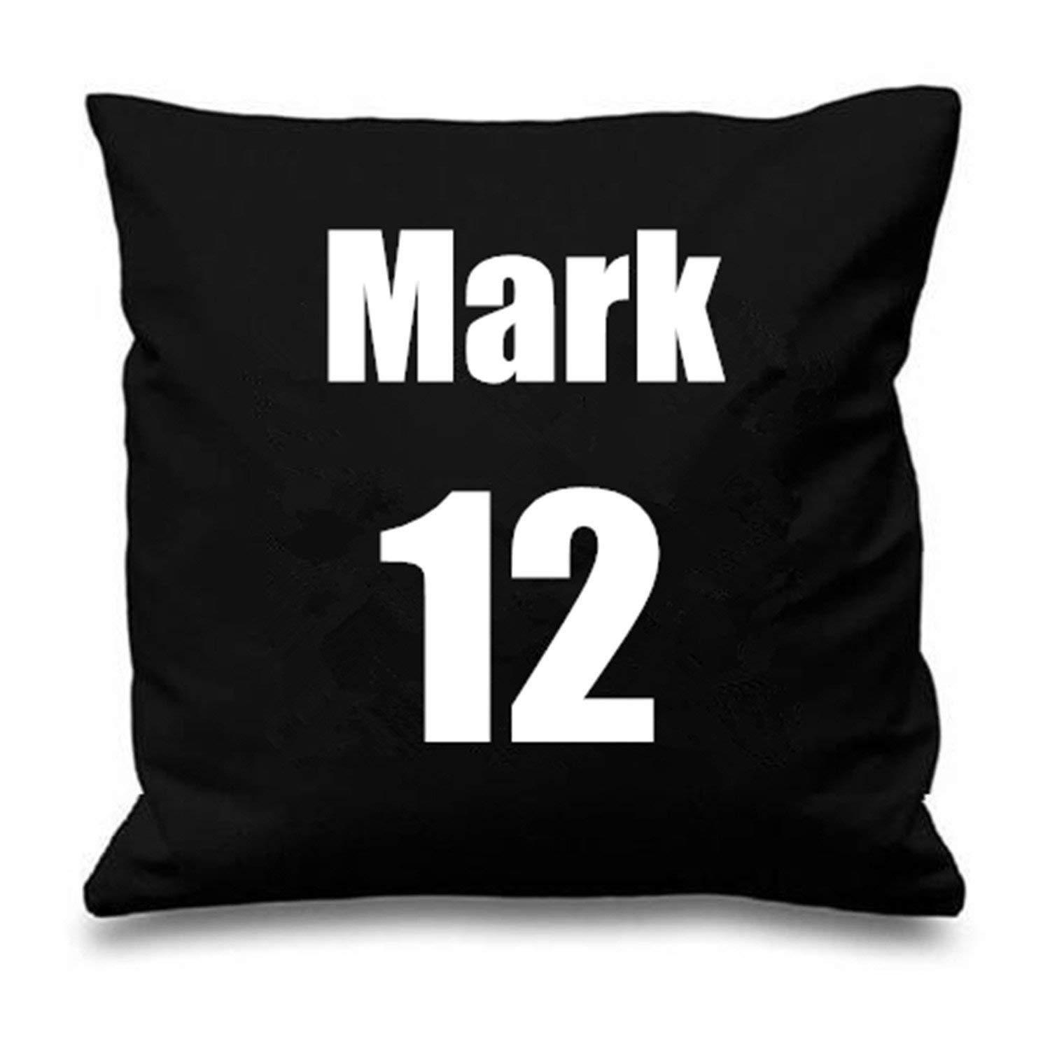 jingqi Personalized Gift Custom Name Football Shirt Design Cushion Cover Personalised Name Number Throw Pillow Case Boys Home Decor 18