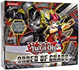 Yu-Gi-Oh! Order of Chaos Booster Box 24 Packs Review and Comparison