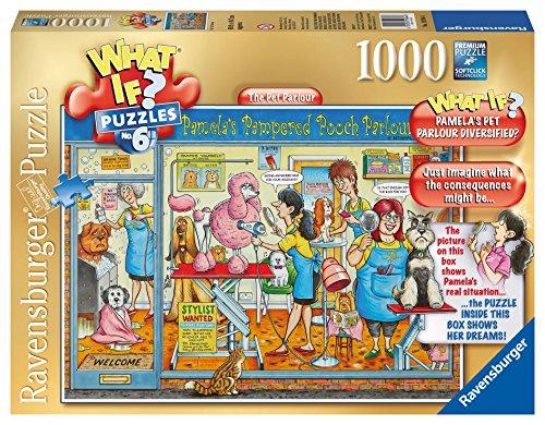 Ravensburger The Pet Parlour What If? Puzzle (1000-Piece)