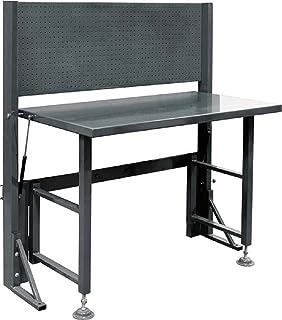 Tavoli Pieghevoli Da Lavoro.Banco Tavolo Da Lavoro Pieghevole A Muro 100 X 80 X H 85 Cm