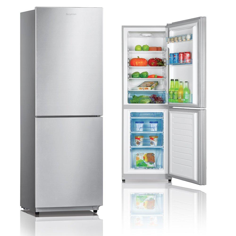 BERGSTROEM A+++ Kühl-Gefrierkombination Kühlschrank ...