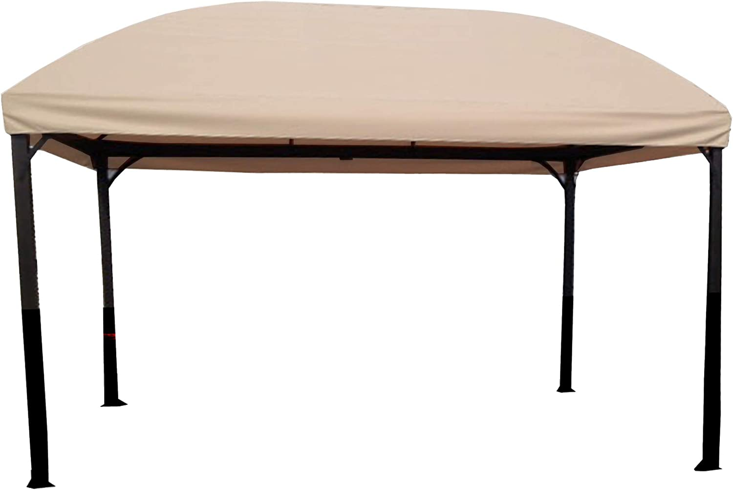 Garden Winds Replacement Canopy for The Menards Dome Gazebo - Standard 350 - Beige