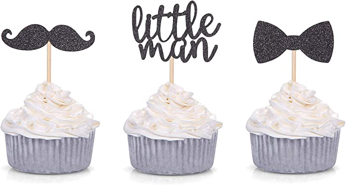 Top 10 Mustache Baby Shower Food Picks